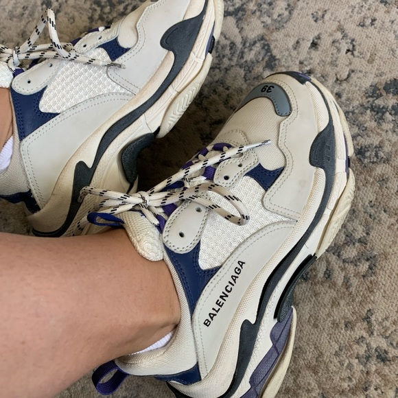 dad shoes balenciaga triple s - 57
